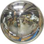 Wide View Convex Mirrors