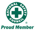 Member National Safety Council